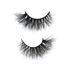 Faux Mink Eyelashes | Gemstone Collection | Pyrite