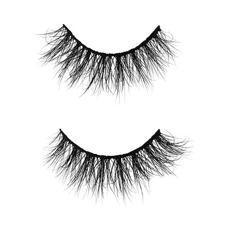 Faux Mink Eyelashes | Gemstone Collection | Ruby
