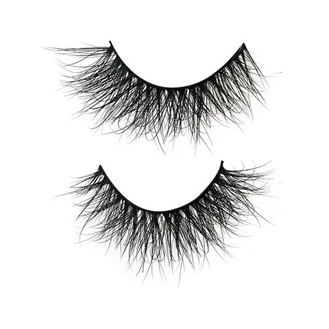 Faux Mink Eyelashes | Gemstone Collection | Sapphire