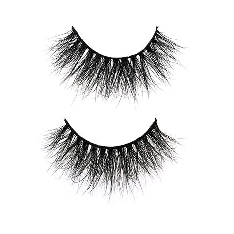 Faux Mink Eyelashes | Gemstone Collection | Topaz