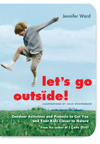 Let's Go Outside Book