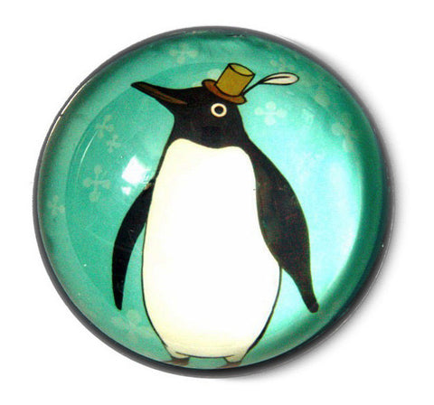 Large Penguin Magnet by Susie Ghahremani / boygirlparty.com