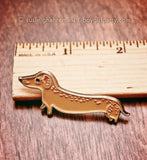 Doxie Pin by Susie Ghahremani / boygirlparty.com