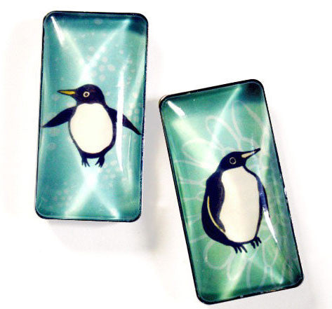 Penguin Magnet Set of 2 by Susie Ghahremani / boygirlparty.com