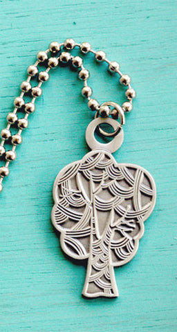 Tree Necklace by Susie Ghahremani / boygirlparty.com