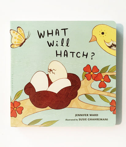 What Will Hatch Board Book