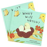 What Will Hatch? a picture book illustrated by Susie Ghahremani / boygirlparty.com
