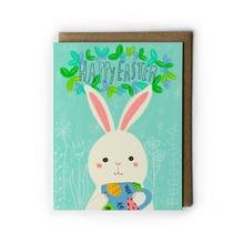 Easter Bunny Mug Card