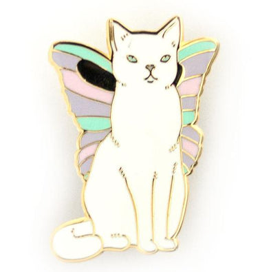 Catterfly Pin