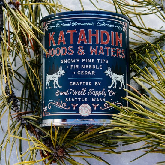 Katahdin Woods Candle - 8oz