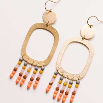 Long Statement Earrings No. 2