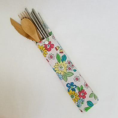 Utensil Pouches- Assorted Fabric