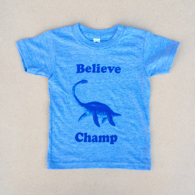 Believe Champ Kids T-Shirt