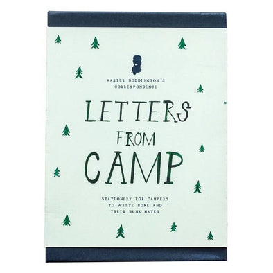 Letters from Camp