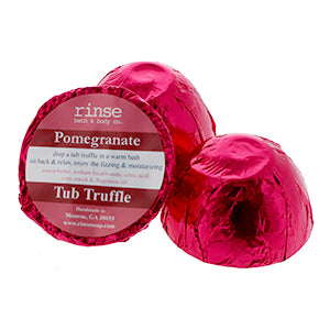 Pomegranate Tub Truffle