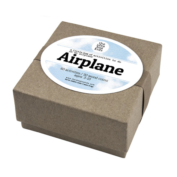Airplane - Idea Box