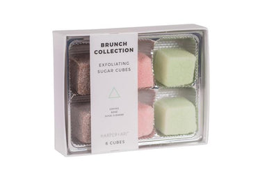 Exfoliating Sugar Cubes - Brunch - Gift Box