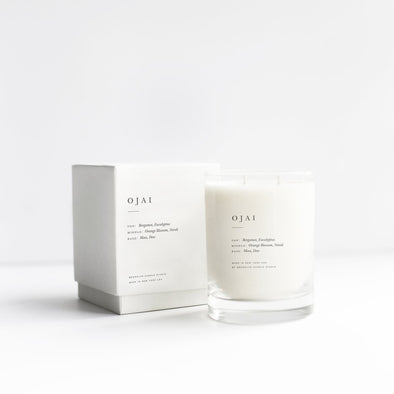 Ojai  Double Wicked Luxury Candle