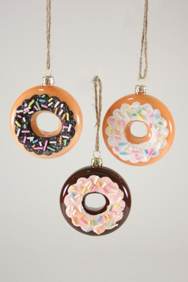 Doughnut Ornament