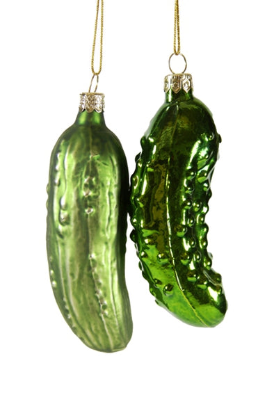 Pickle Ornament - Assorted