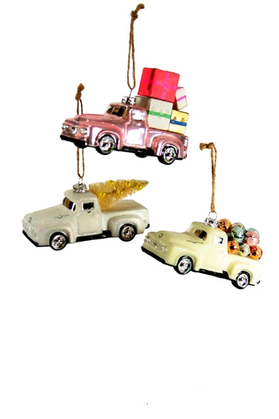 Countryside Trucks Ornament