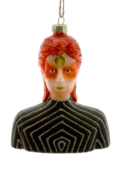 Ziggy Stardust David Bowie Ornament