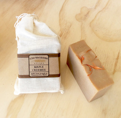 Maple Creemee Cold Process Soap