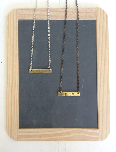 802 necklace