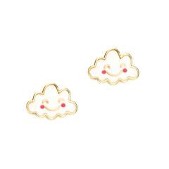 Happy Cloud Cutie Earrings