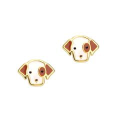 Perky Puppy Cutie Earrings