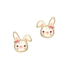 Bouncy Bunny Cutie Earrings