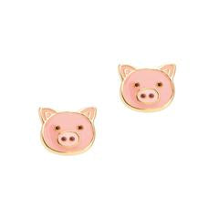 Precious Pig Cutie Earrings