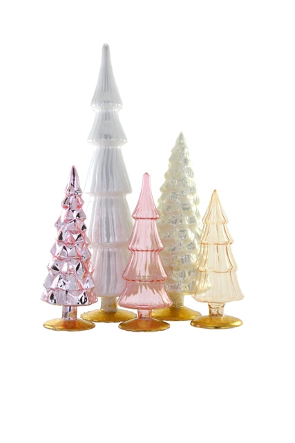 Hue Glass Tree Assorted Neutral Tones