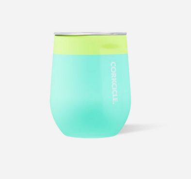 12 oz Color Block Tumbler