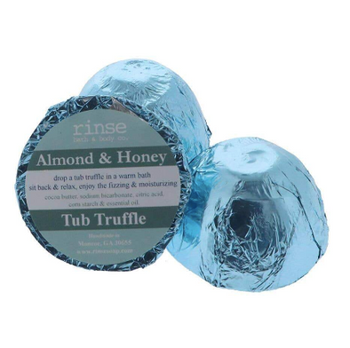 Almond and Honey Tub Truffle