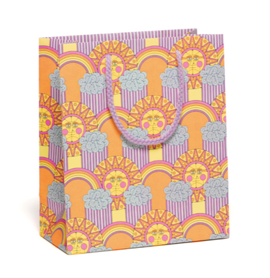 Sun and Rainbows Gift Bag