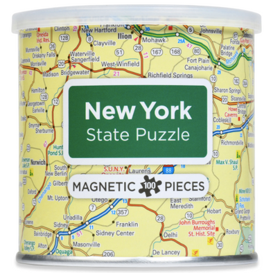 New York State Magnetic Puzzle