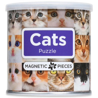Cats Magnetic Puzzle