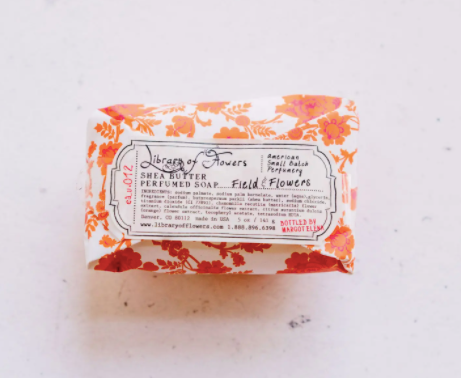 Field and Flowers Perfumed Soap
