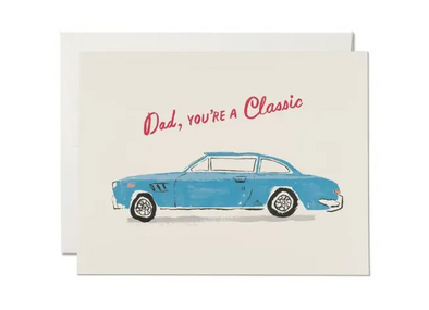 Classic Dad Father's Day Card