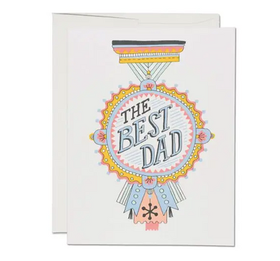 Dad Medal Father's Day Card