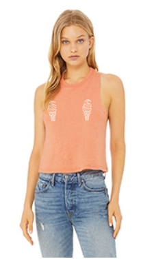 Maple Creemee Cropped Tank