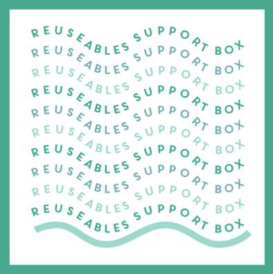 Reusables Support Box