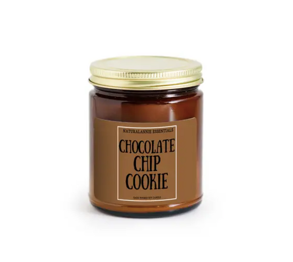 Chocolate Chip Cookie Scented Soy Candle