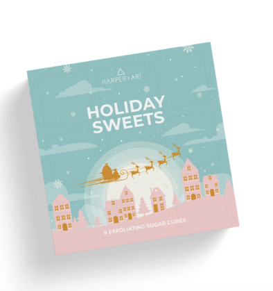 Holiday Sweets 12-Day Advent Calendar