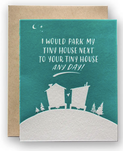 Tiny House Card