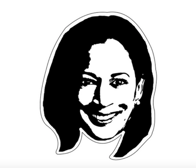 Kamala Harris Pin