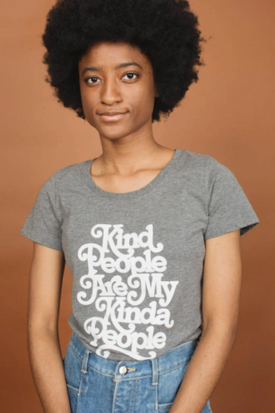Kind People Are My Kinda PeopleT-Shirt