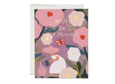 One in a Million Mom Greeting Card