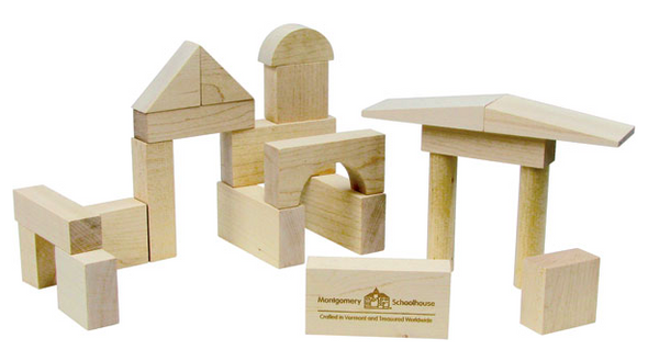 21 Piece Set Building Blocks